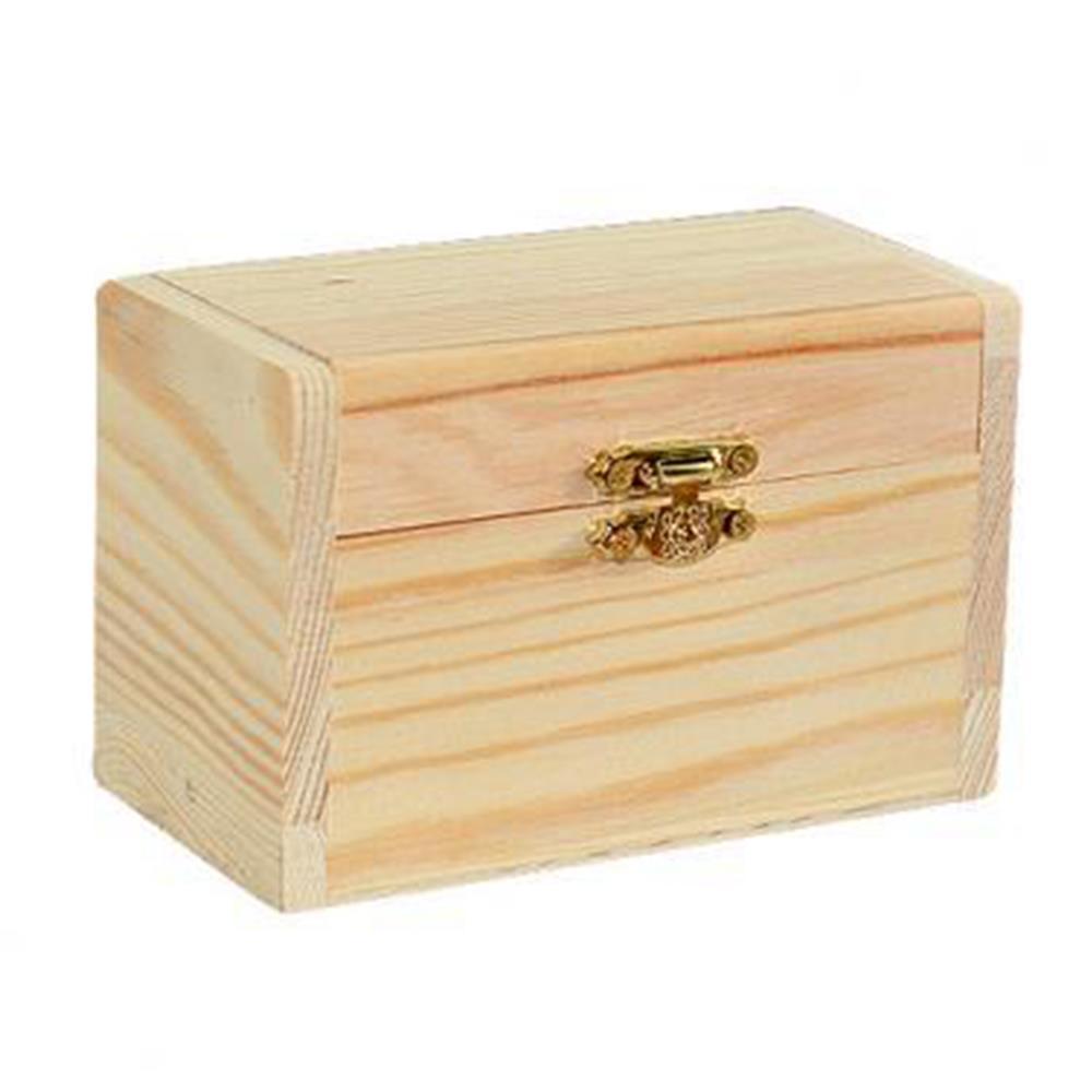 Κουτί ξύλινο Efco 12x7x7,5 cm