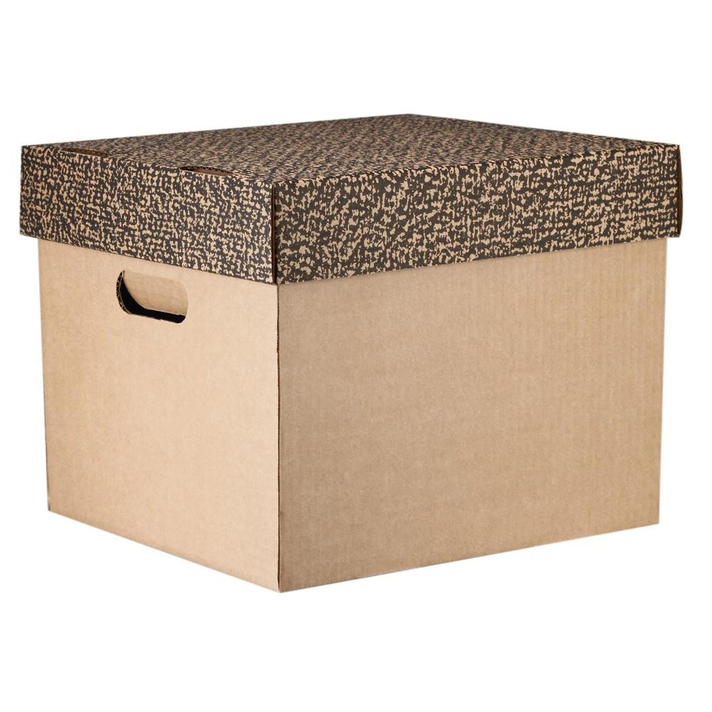 Κουτί αποθήκευσης Ιωνία 34x24x26 cm