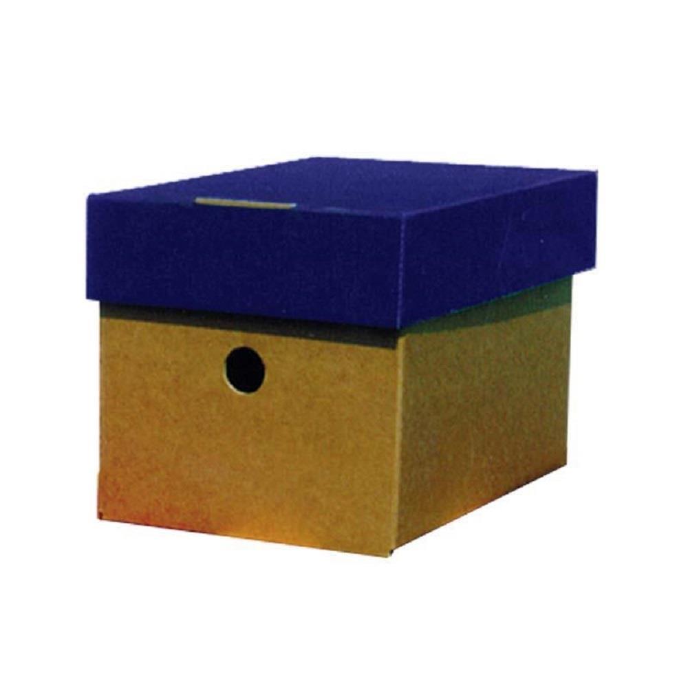 Κουτί αποθήκευσης Α5 4080 μπλε