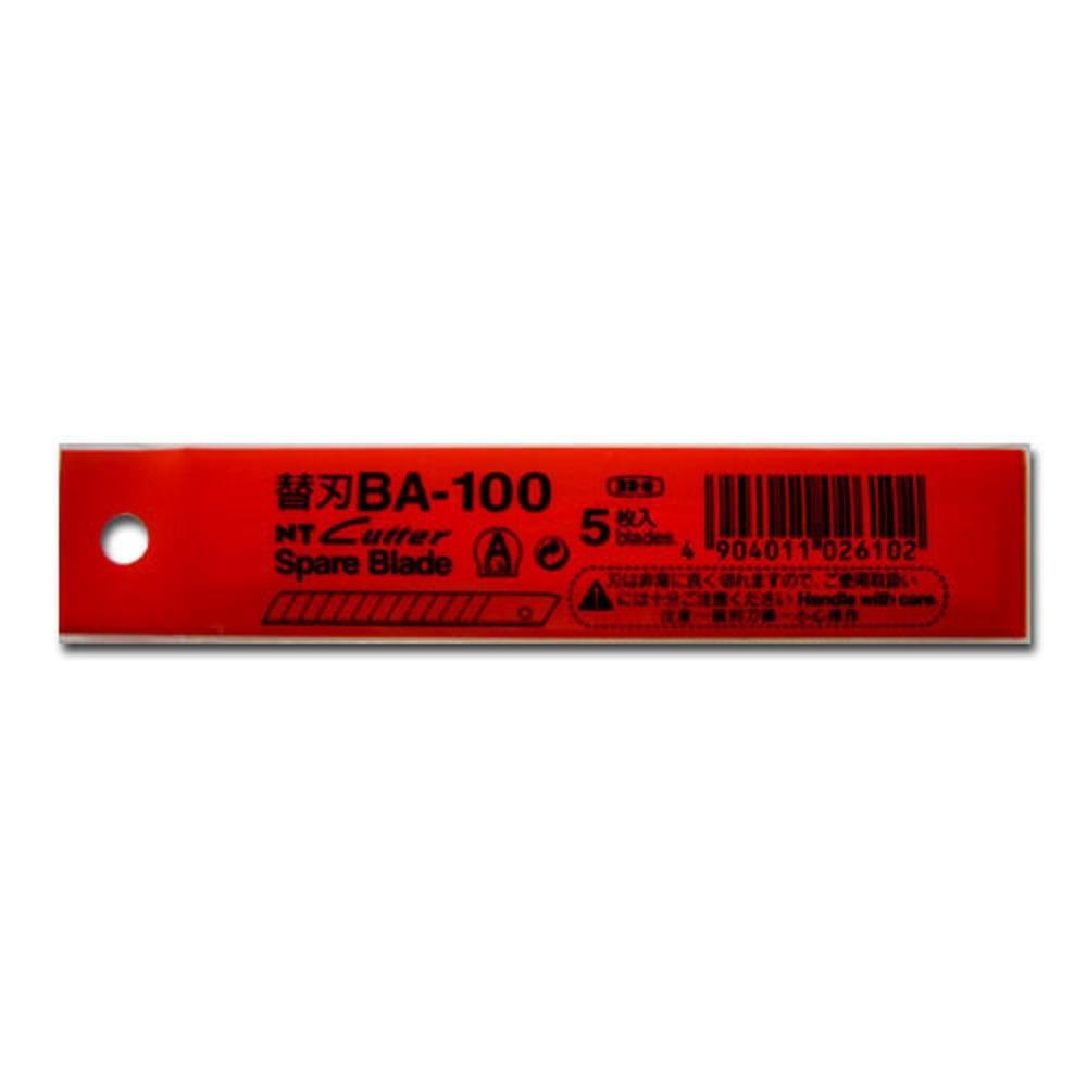 Λάμες για κοπίδια Lion BA-100 σετ 5τεμ