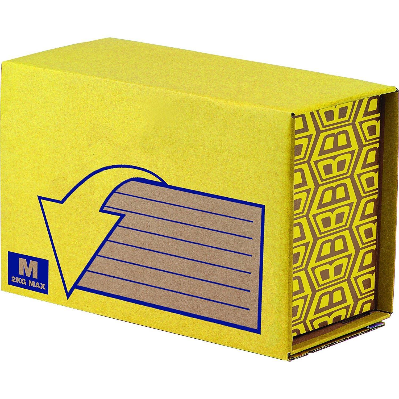 Κουτί αποστολής M Fellowes Bankers Box 72742