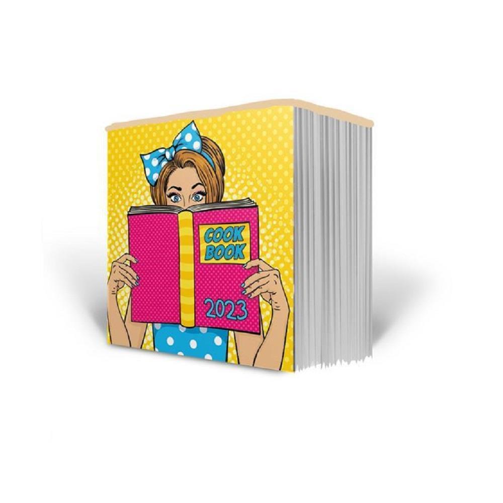 Ημερολόγιο 2021 τοίχου ημερήσιο μαγειρικής