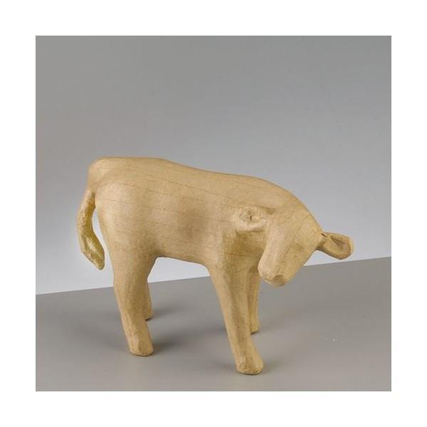 Αγελάδα χάρτινη Efco 24x16 cm