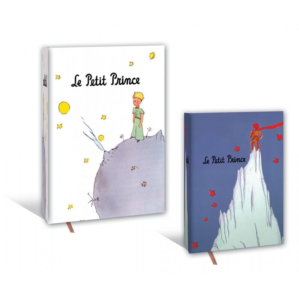 Σημειωματάριο δετό 12x17 le petit prince
