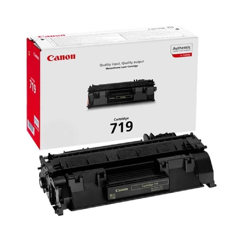 Toner Canon 719 black high