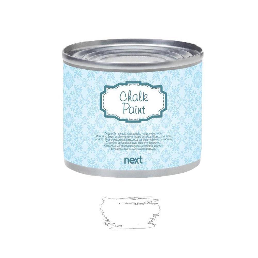 Χρώμα κιμωλίας Next 375 ml λευκό