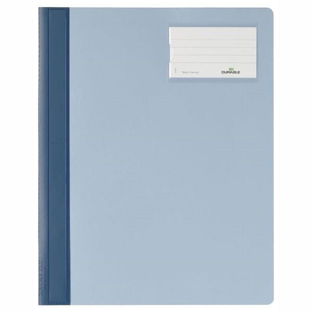 Ντοσιέ με έλασμα Durable 2705 μπλε