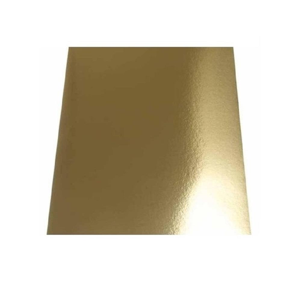 Χαρτόνι μεταλιζέ διπλής όψης 50x70 χρυσό