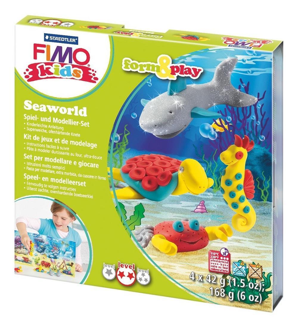 Σετ Fimo kids seaworld 8034 14