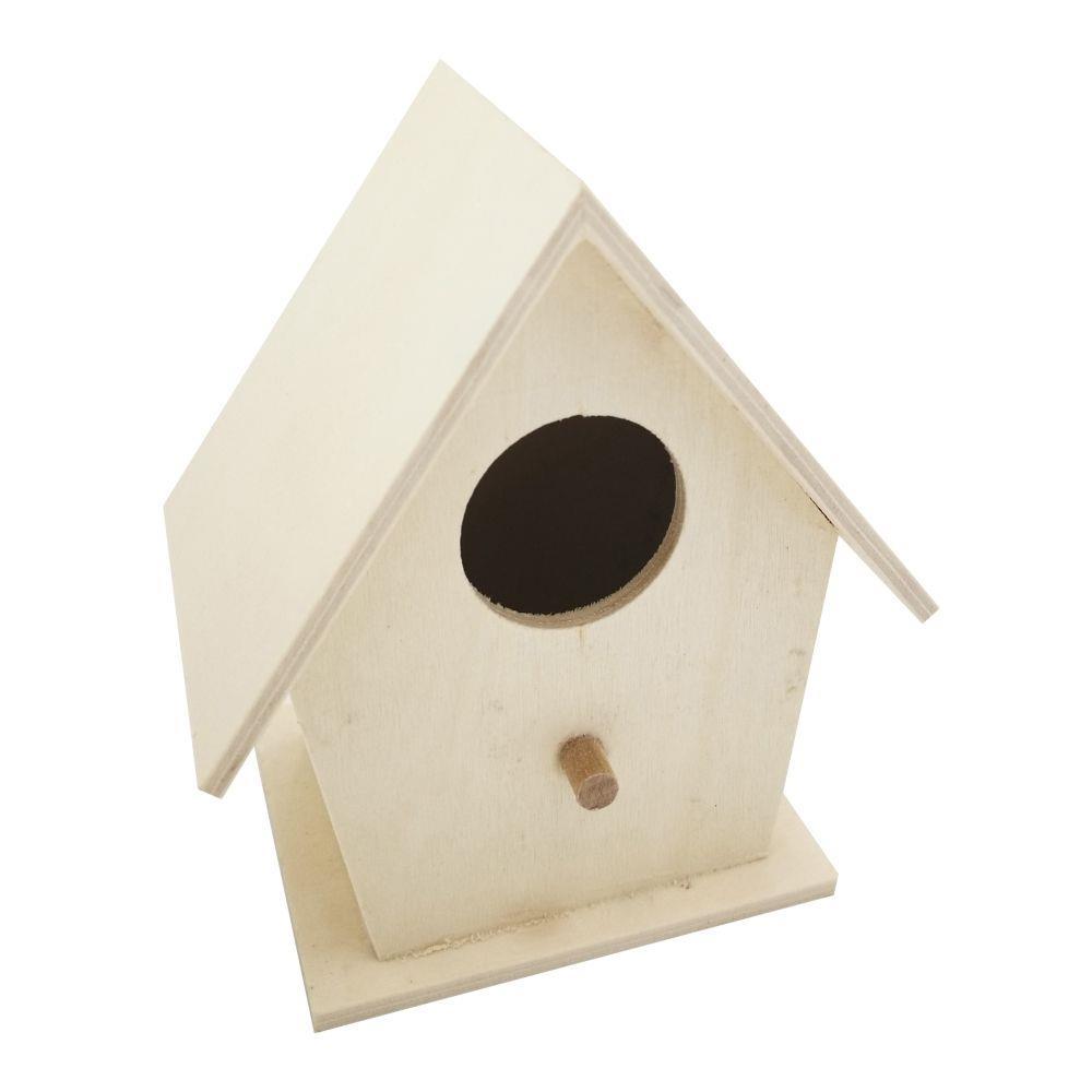 Σπίτι πουλιού ξύλινο Efco 11x10x7 cm