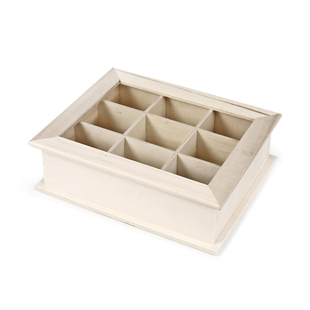 Κουτί ξύλινο Efco 19x24x8 cm θήκες