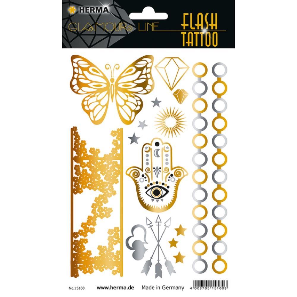 Τατουάζ αυτοκόλλητα Herma 15160