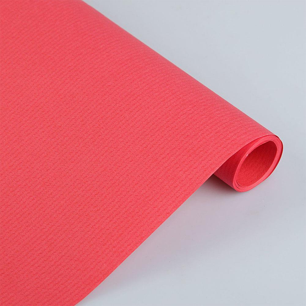 Χαρτί δώρου κράφτ 1x3 m Sadipal κόκκινο