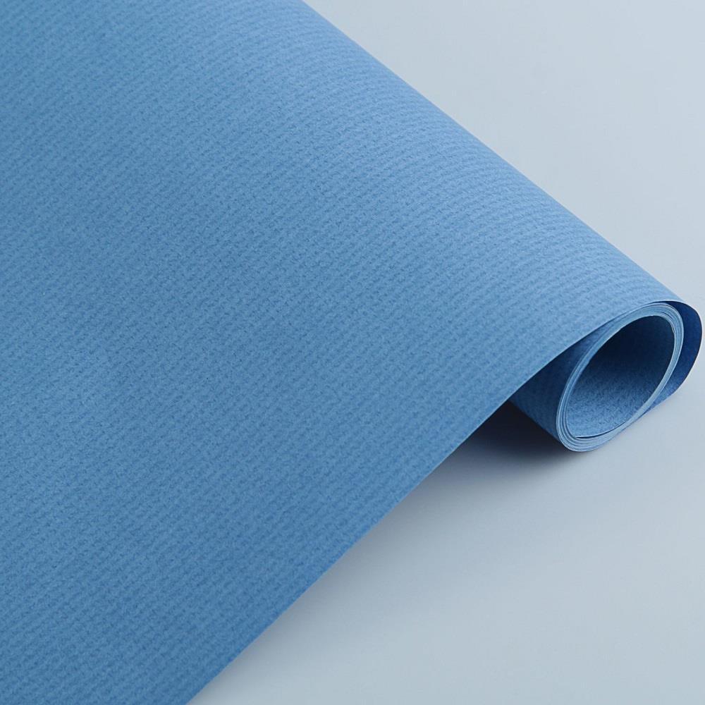 Χαρτί δώρου κράφτ 1x3 m Sadipal μπλε