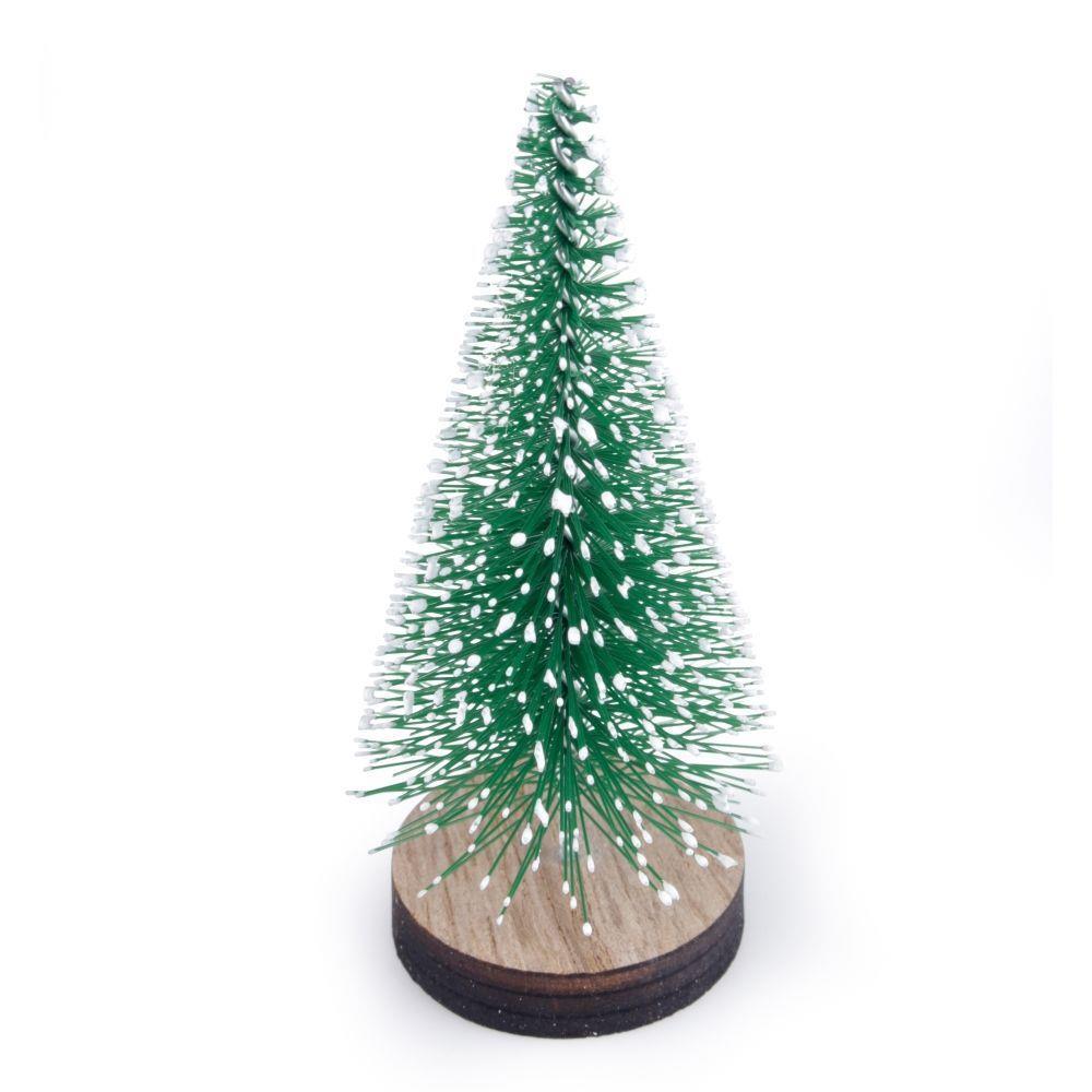 Δεντράκια χριστουγέννων Efco 8,5cm 3τεμ
