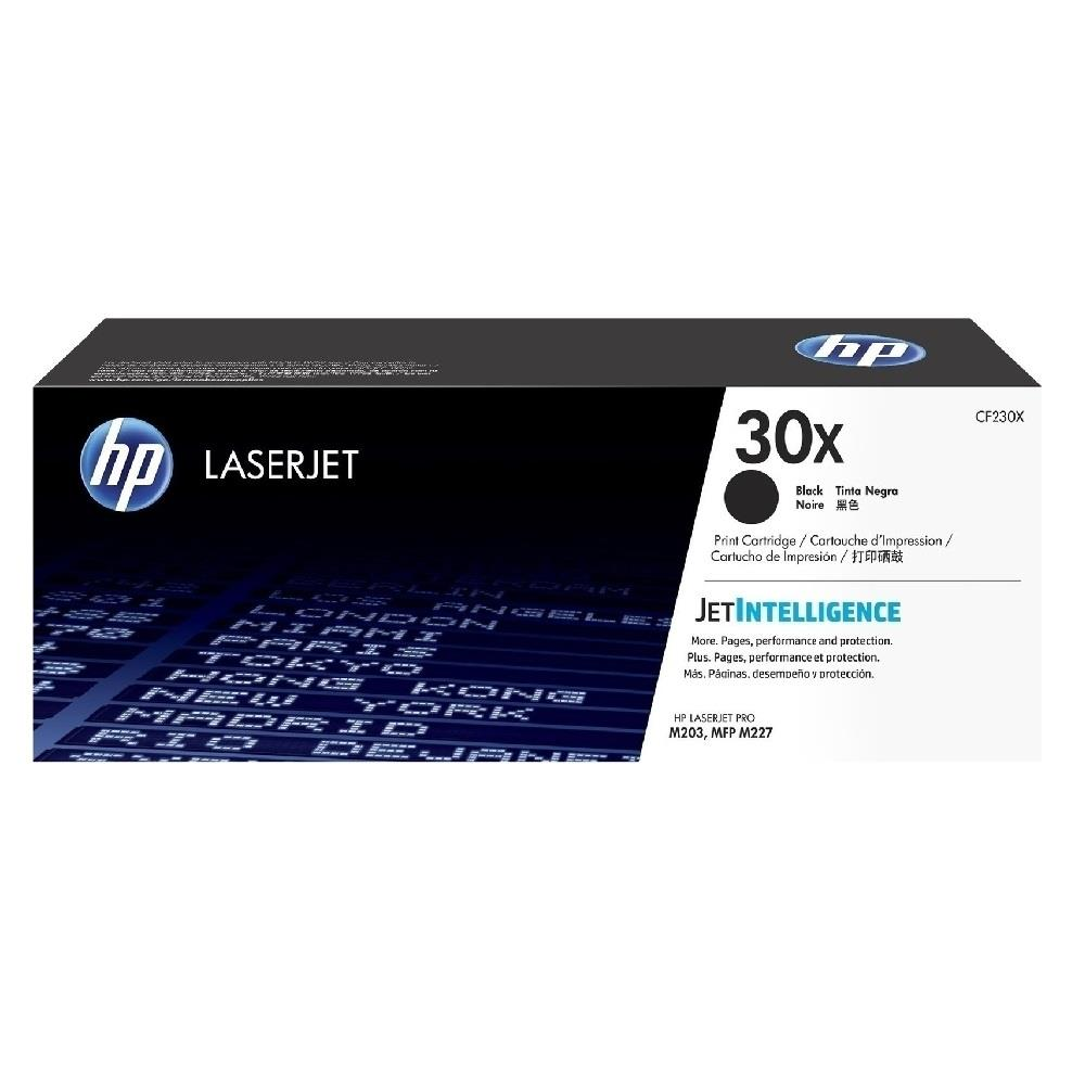 Toner Laser HP CF230X black