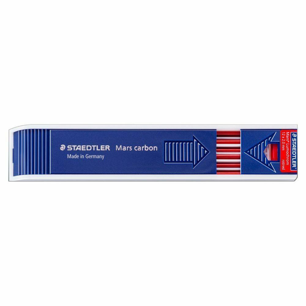Μύτες μολυβιού 2 mm Staedtler κόκκινες
