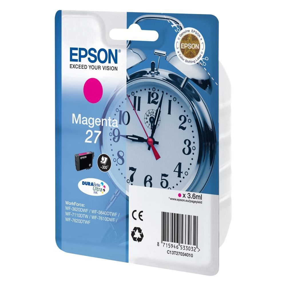 Μελάνι Epson 27 magenta