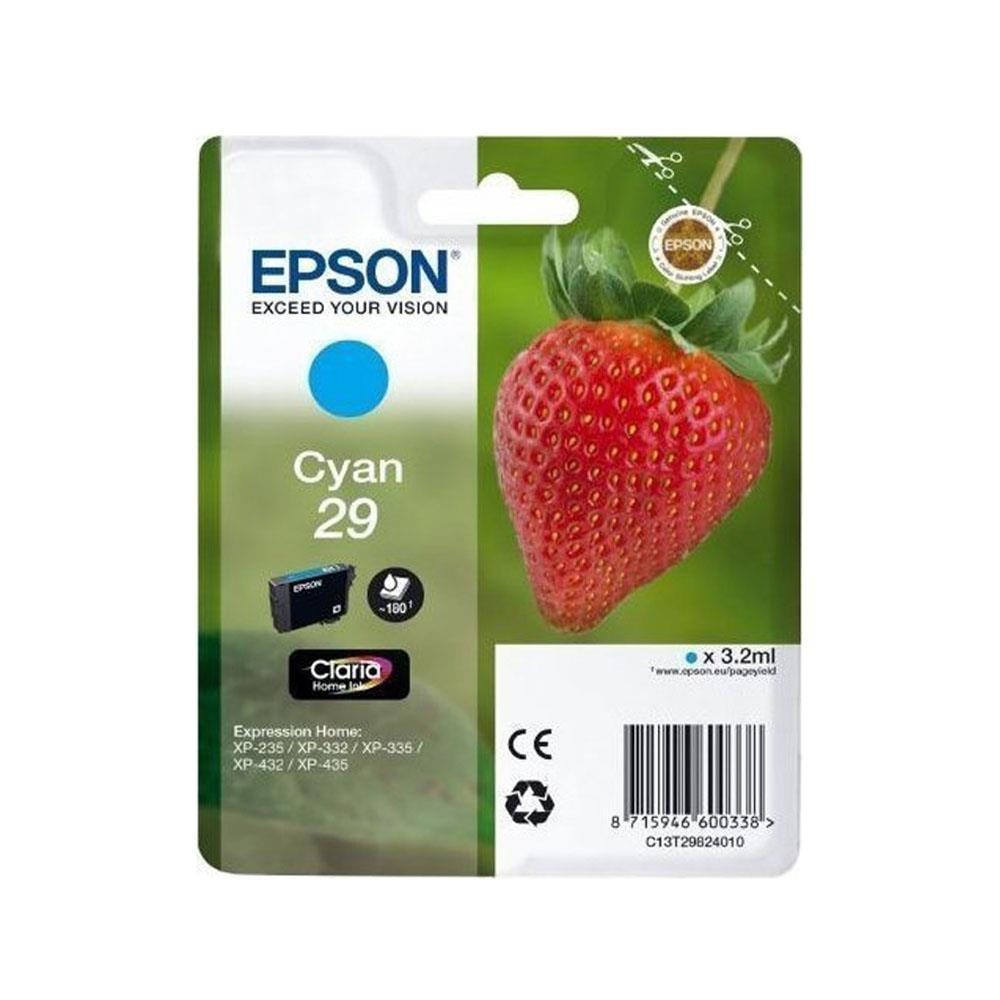 Μελάνι Epson 29 cyan