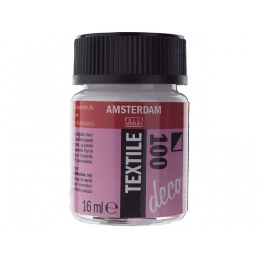Amsterdam textile 16 ml 100 white