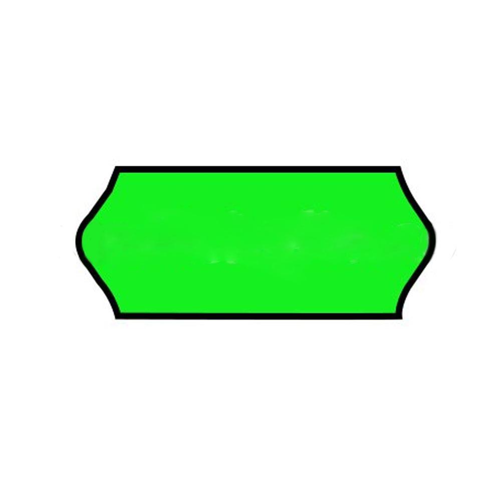 Ετικέτες ετικετογράφου 26x12/1000 φωσφορικό πράσινο