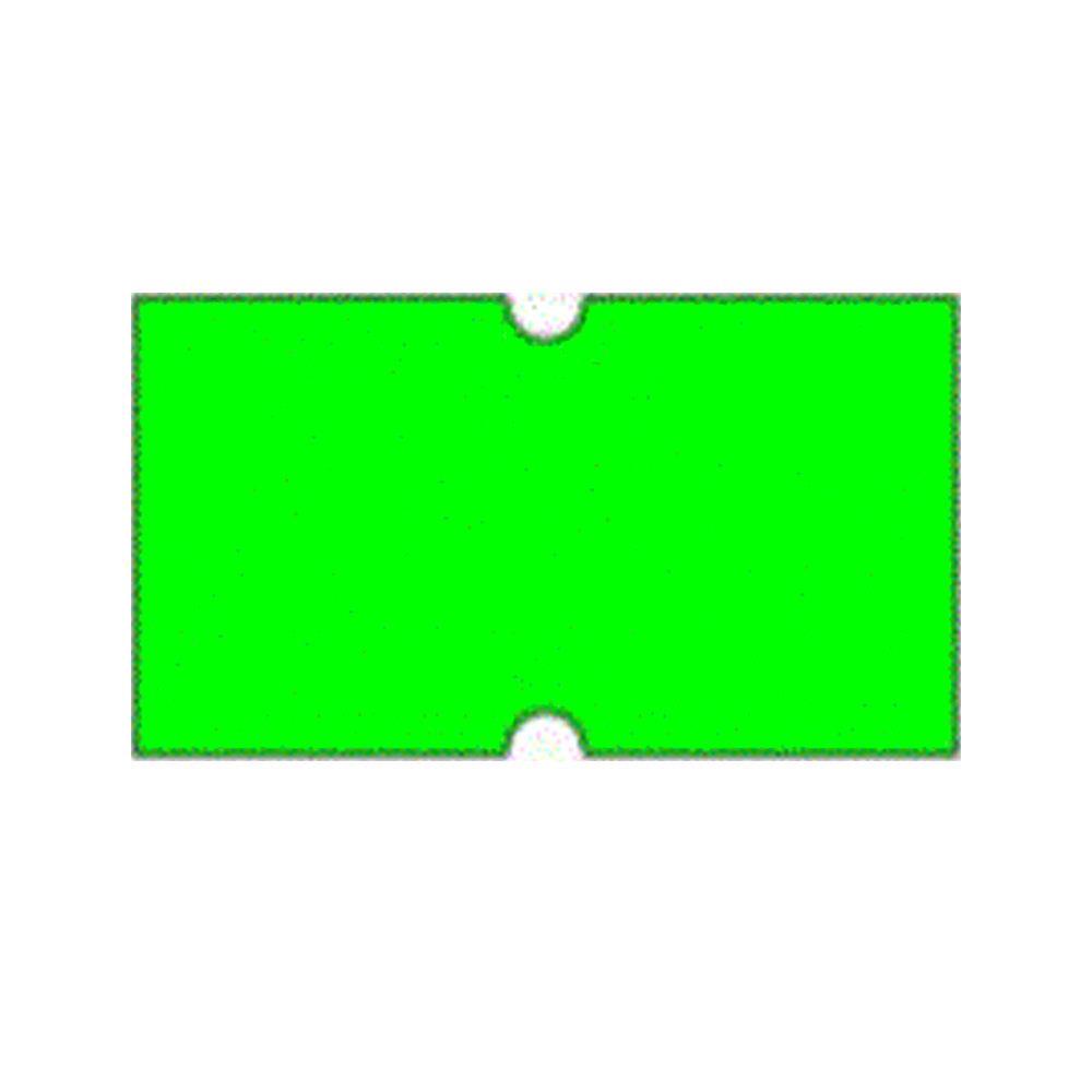 Ετικέτες ετικετογράφου 21x12/1000 φωσφορικό πράσινο