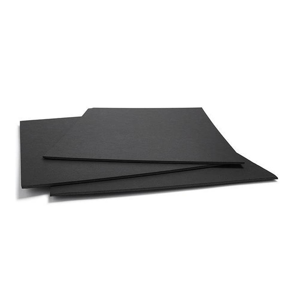 Μακετόχαρτο 70x100 cm 3 mm μαύρο