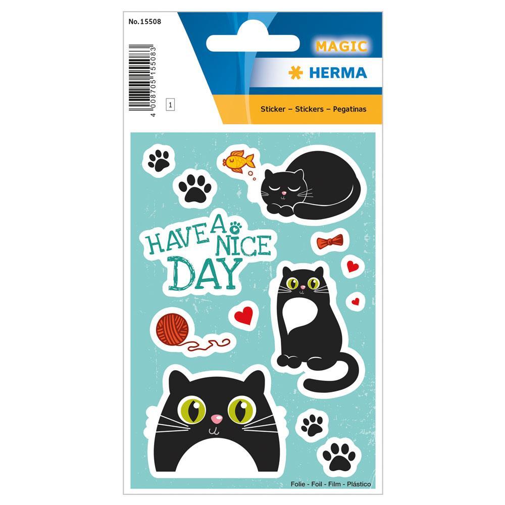 Αυτοκόλλητα Herma Magic 15508 suprised cat