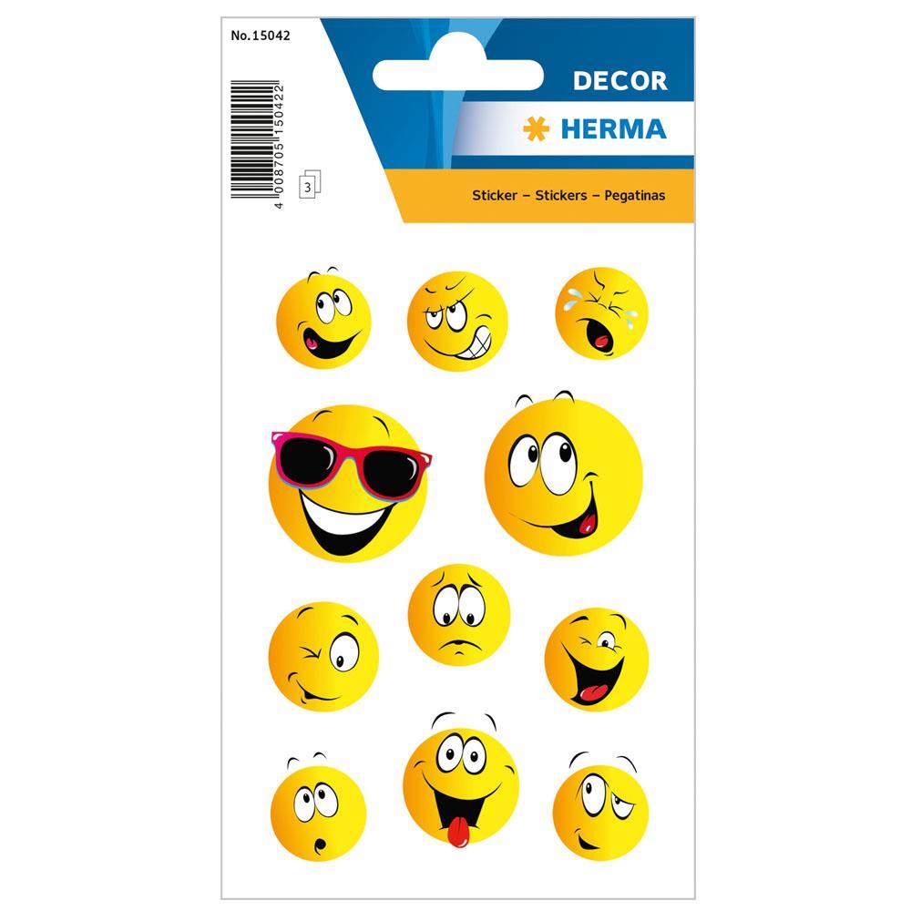 Αυτοκόλλητα Herma Decor 15042 happy face