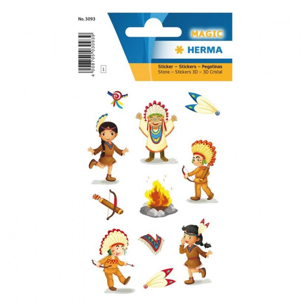 Αυτοκόλλητα Herma Magic 3093 indian
