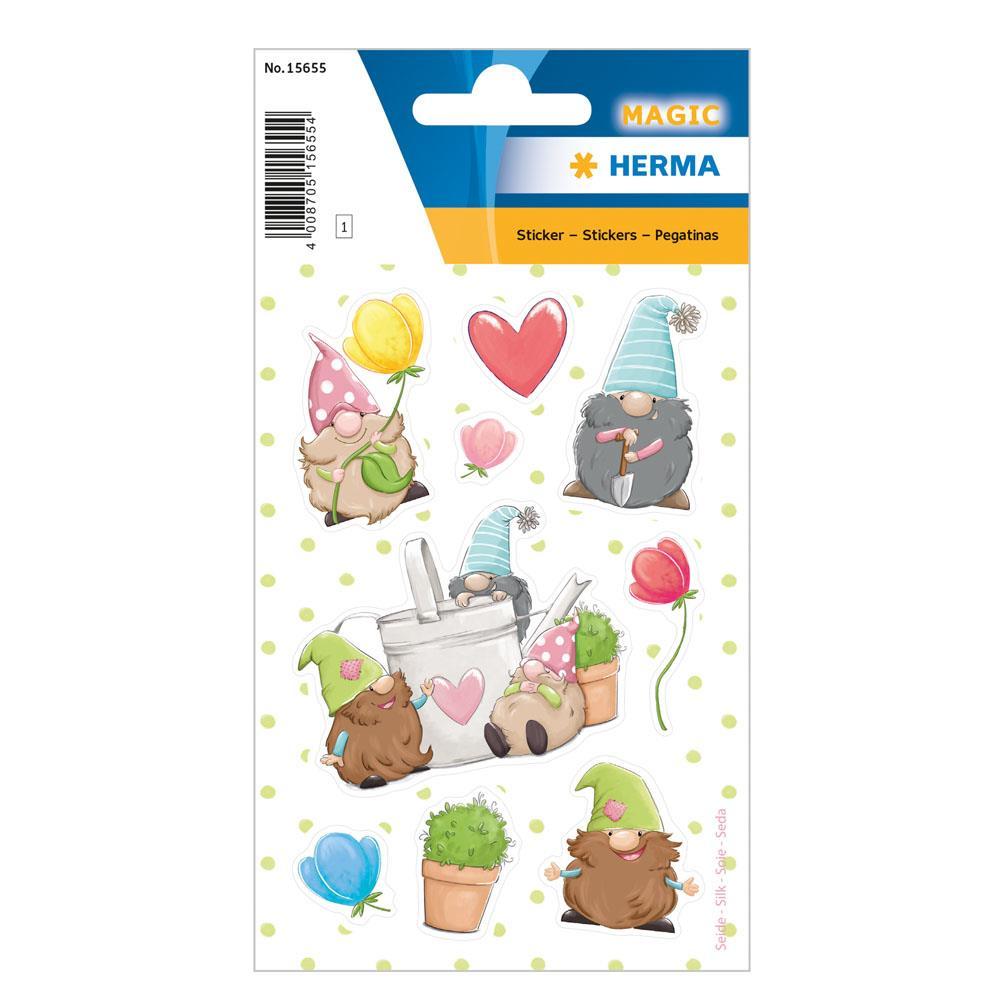 Αυτοκόλλητα Herma Magic 15655 Garden gnomes