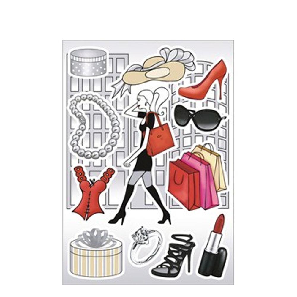 Αυτοκόλλητα Herma Decor 3388 Shopping