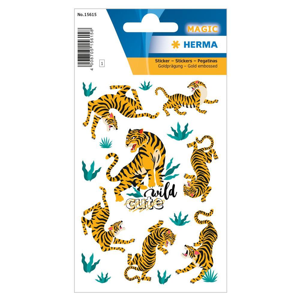 Αυτοκόλλητα Herma Magic 15615 Wild tiger