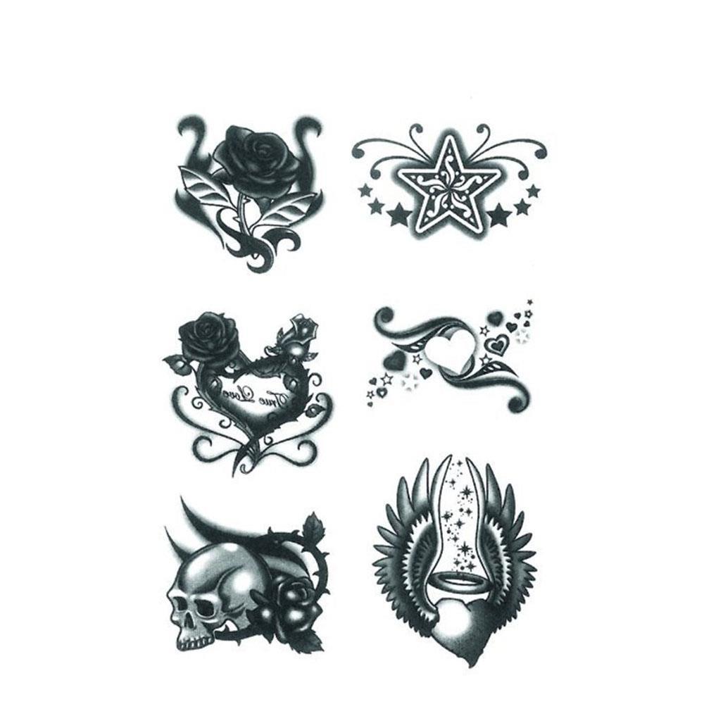 Αυτοκόλλητα Herma Tattoo 6211