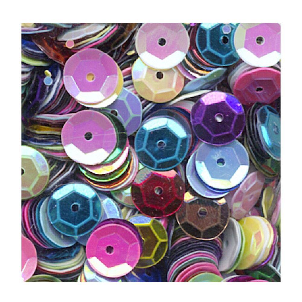 Πούλιες Meyco πολύχρωμες 6 mm 1400 τεμ. 203-53