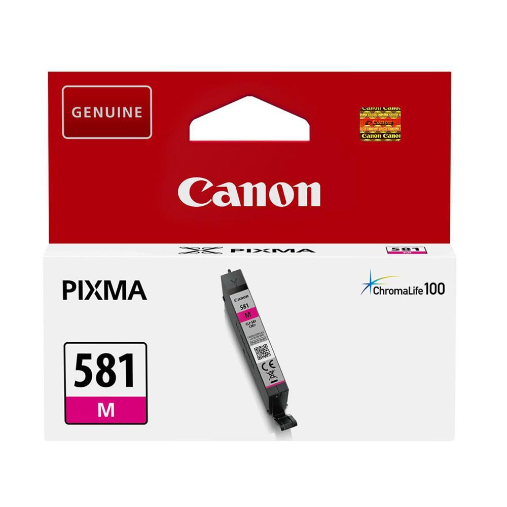 Μελάνι Canon 581 magenta