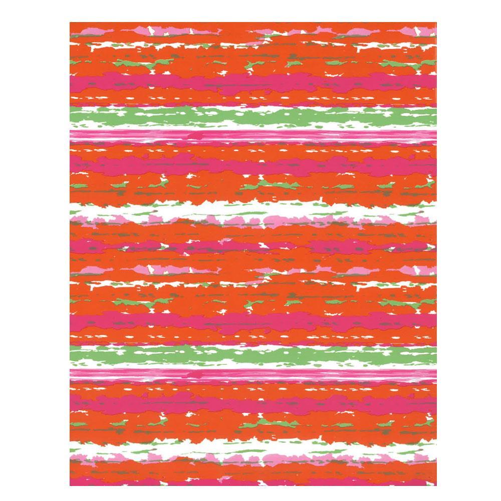 Χαρτί δώρου bolis 70 x100 cm trama orangeshow