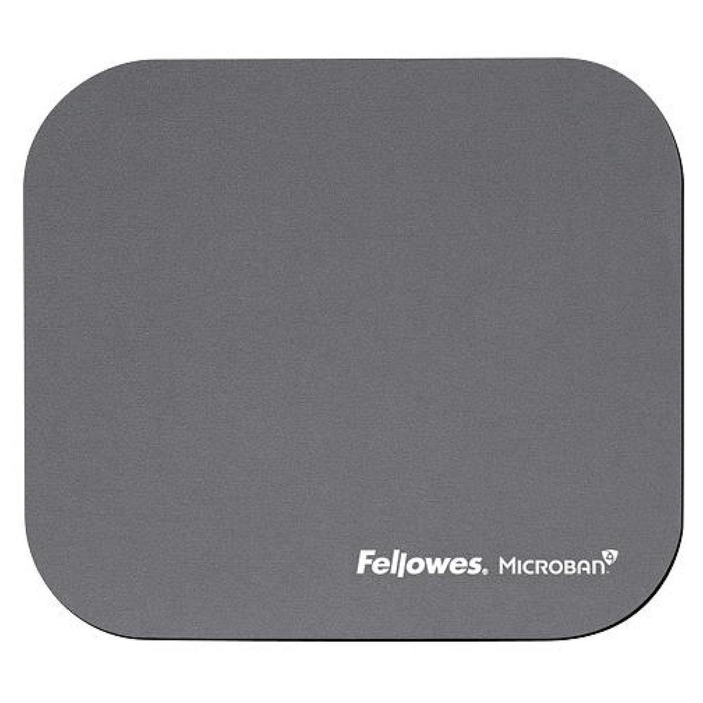 Mousepad Fellowes microban silver 5934005