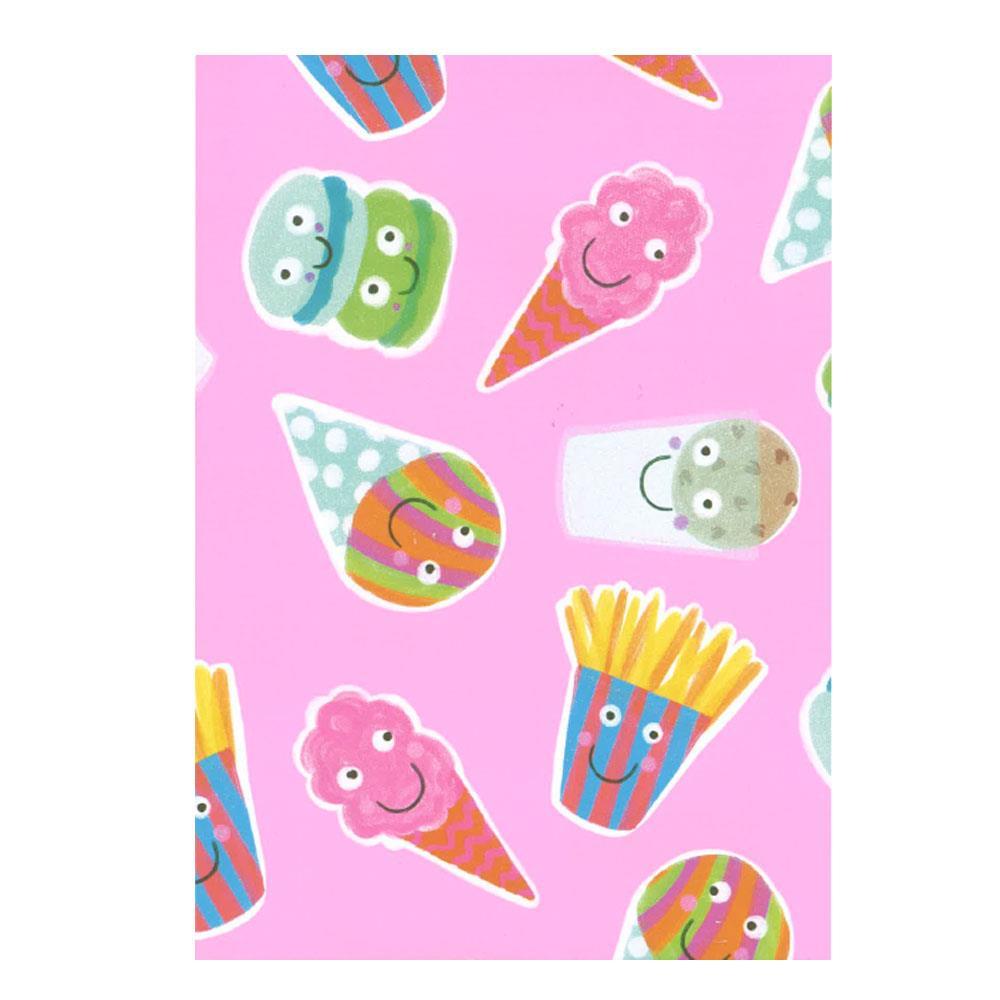 Χαρτί δώρου bolis 70 x100 cm Playtime pingfood