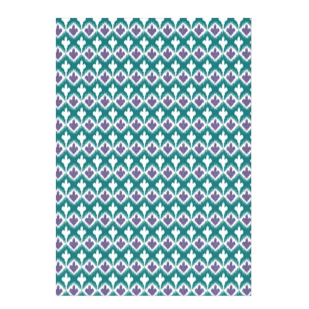Χαρτί δώρου bolis 70 x100 cm Kilim purplearrow