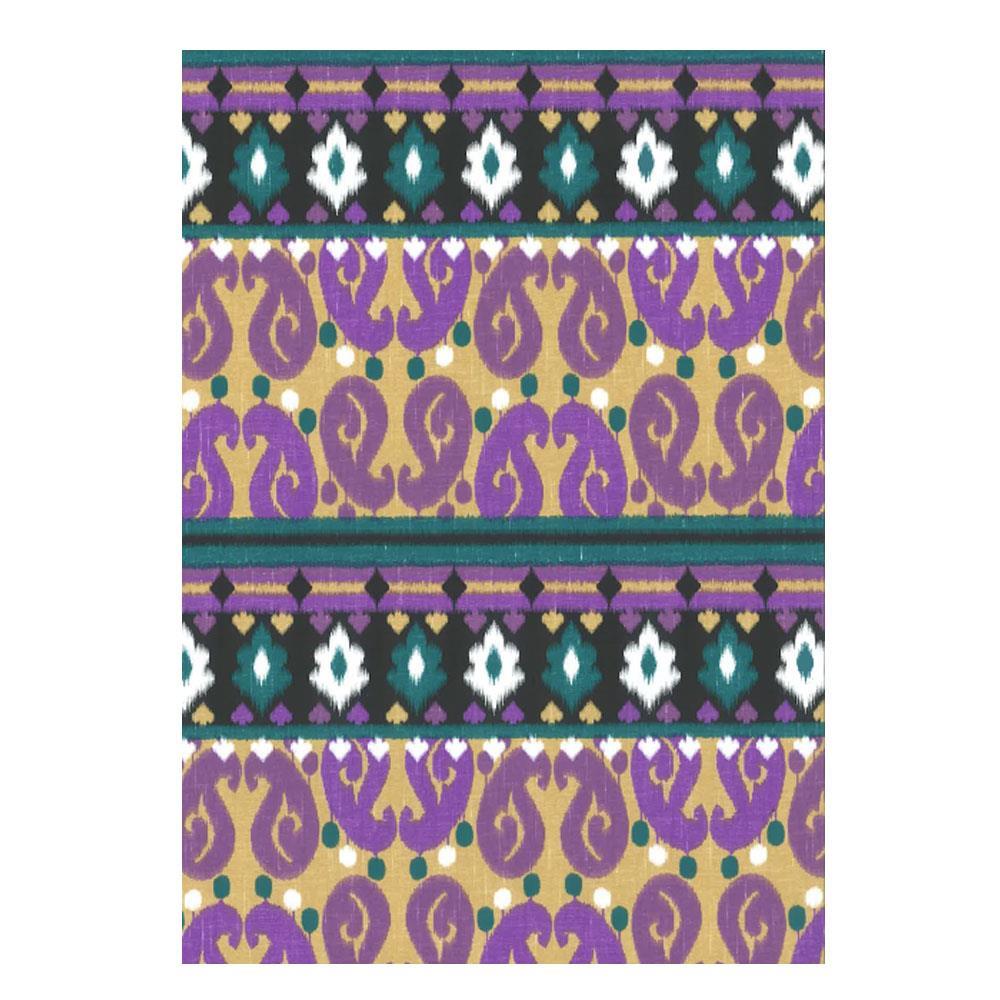 Χαρτί δώρου bolis 70 x100 cm Kilim purple