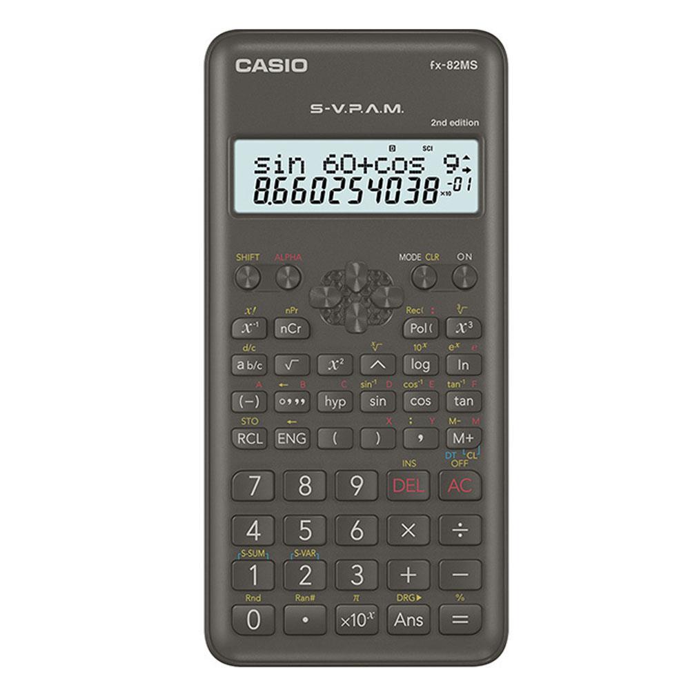 Αριθμομηχανή Casio FX-82MS 2nd edition επιστημονική