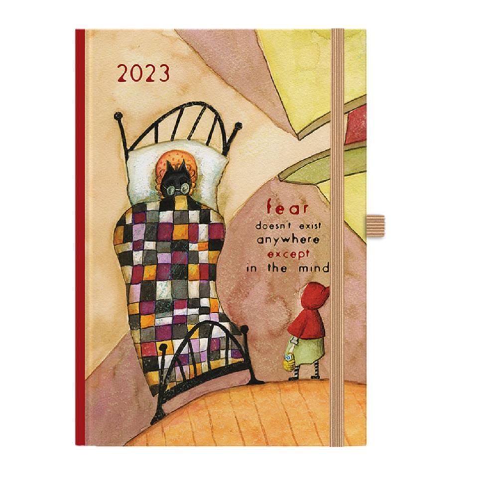 Ημερολόγιο 2022 14x21 ημερήσιο fairytale d