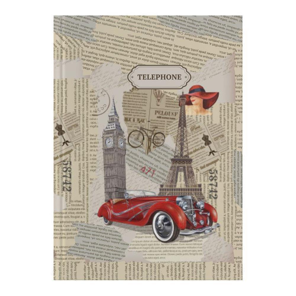 Τηλεφ. ευρετήριο 8,5x14,5 vintage d