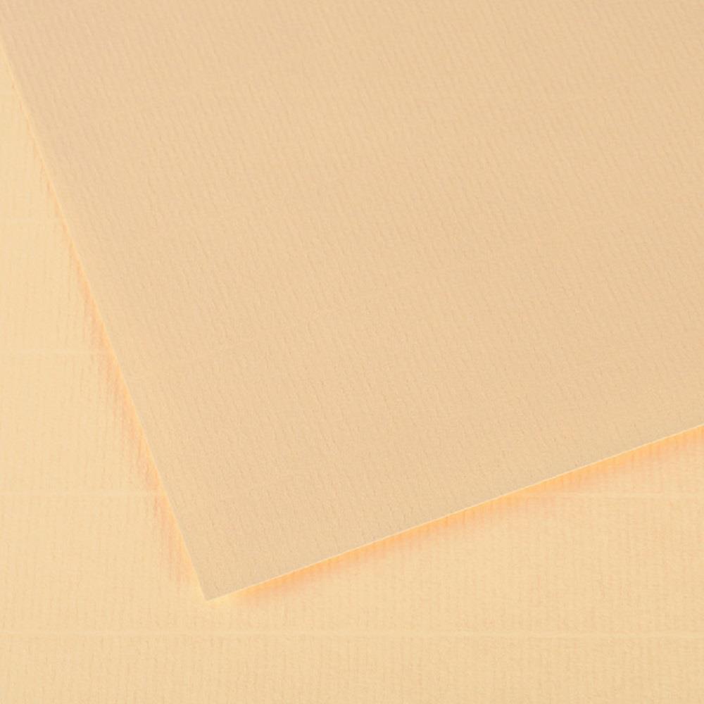Χαρτί Canson ingres 50x65 cm 100 gr κίτρινο