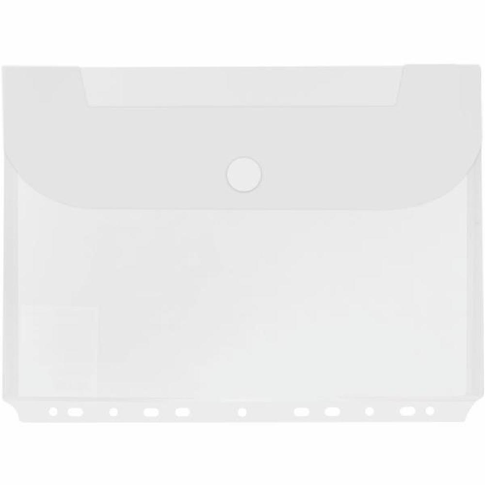 Ντοσιέ Α4 χρατς Economix με τρύπες λευκό