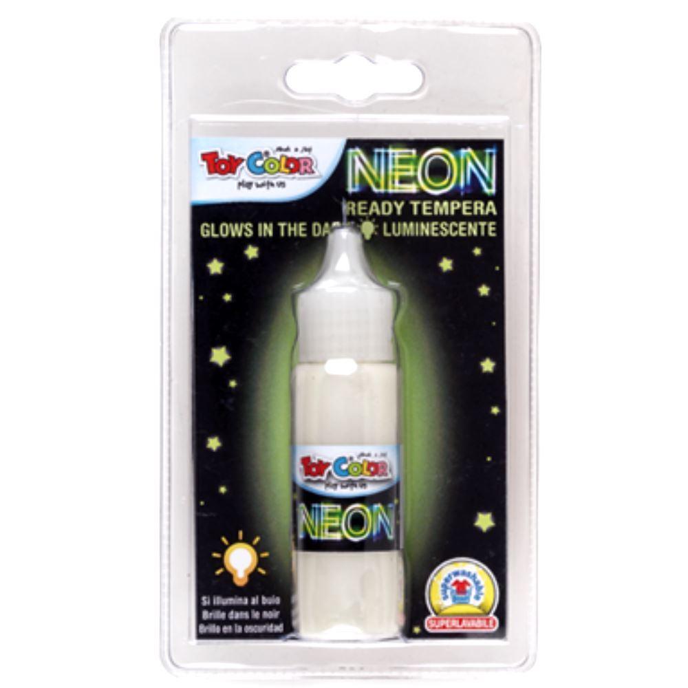 Τέμπερα Toy Color 25 ml νέον φωσφοριζέ