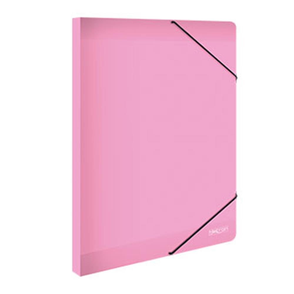 Κουτί λάστιχο Metron 25x35x3cm ροζ