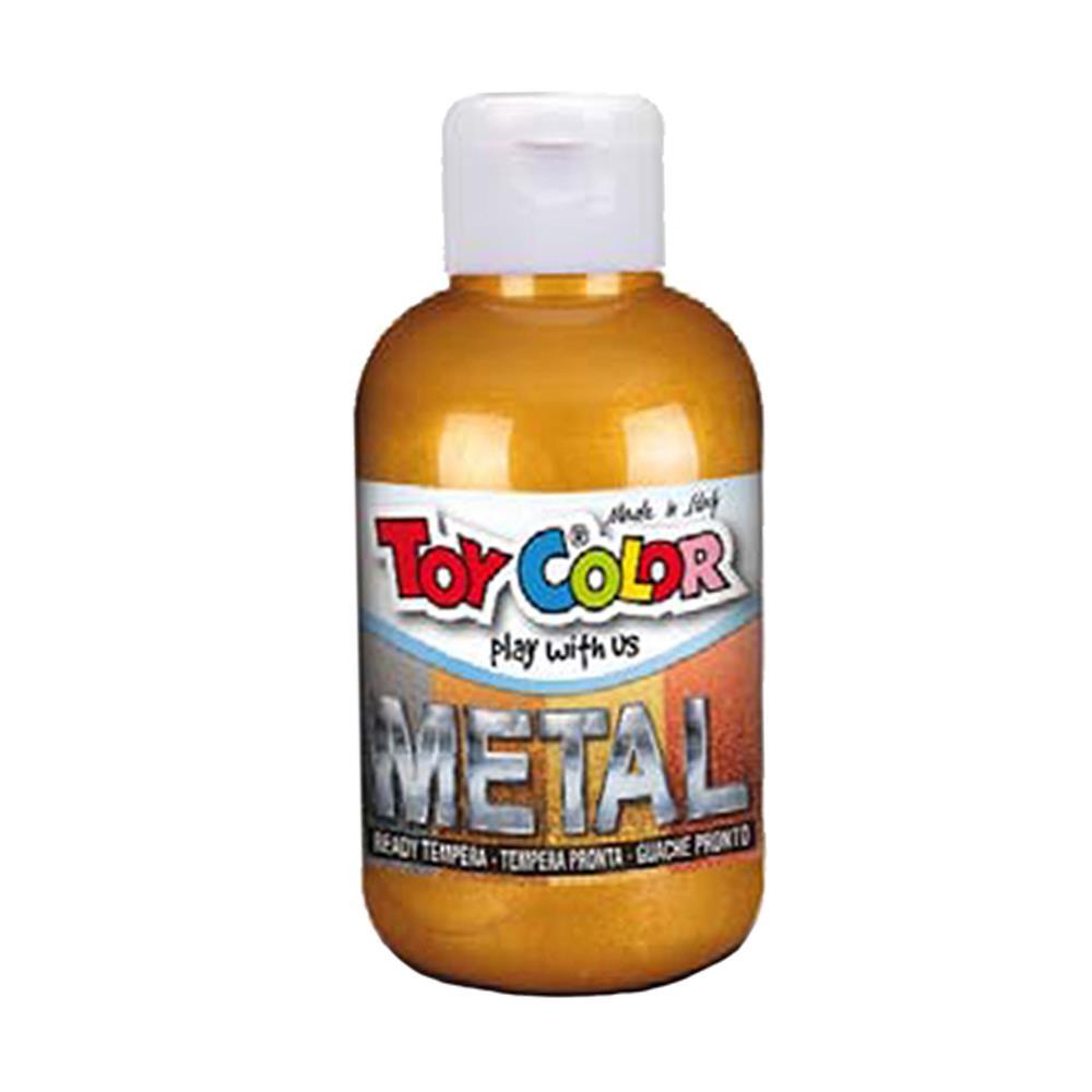 Τέμπερα Toy Color 250ml gold