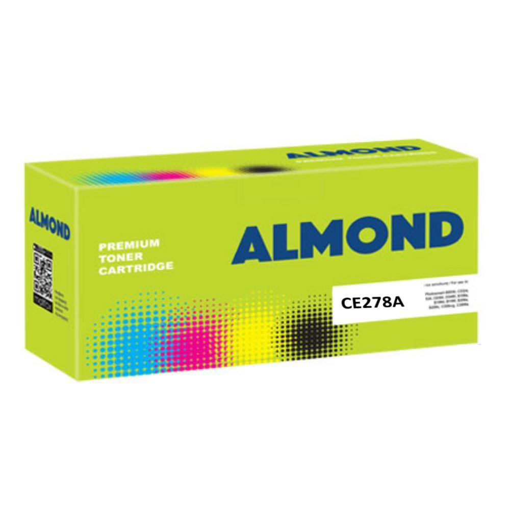 Toner HP Almond συμβατό CF278A black